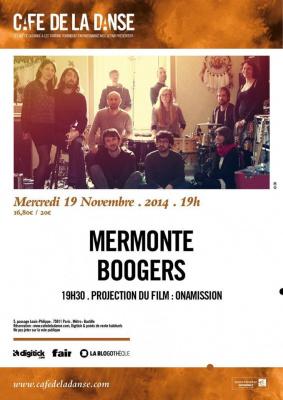 Mermonte + Boogers
