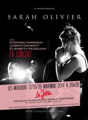 SARAH OLIVIER + LE GATEAU