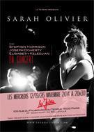SARAH OLIVIER + K!
