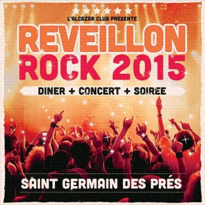 Le Grand Réveillon Rock : Diner + Concert + Soirée