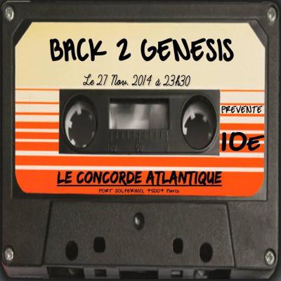 Back 2 Genesis