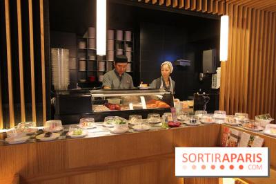 Restaurant Japonais  Rue De Richelieu