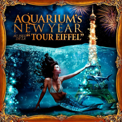 AQUARIUM's New Year « TOUR EIFFEL » AQUARIUM's New Year « TOUR EIFFEL »