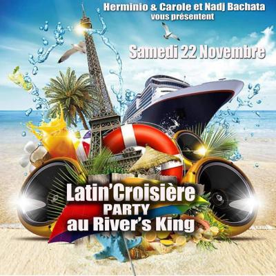 Latin'Croisière Party