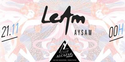 CLUB ALCAZAR by CREAM // 21 NOV
