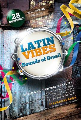 Latin Vibes 5 - Sounds Of Brasil
