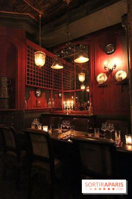 Ancienne Maison Gradelle, restaurant