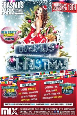 Erasmus Christmas Party