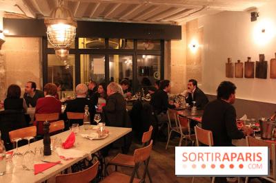 Les Pinces à Paris, le restaurant de Homard