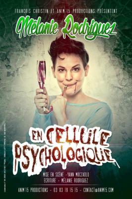 Mélanie Rodriguez dans En Cellule Psychologique