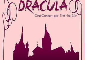 "FRITZ THE CAT - CINE CONCERT ""DRACULA"" + THOMAS BELHOM"