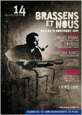 Festival Brassens et nous!