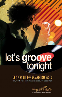 Let's Groove Tonight!!