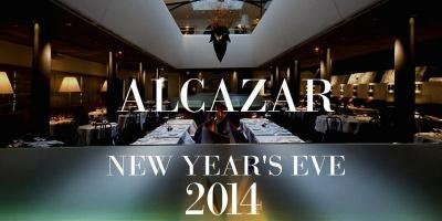 ALCAZAR // NEW YEAR'S EVE 2014