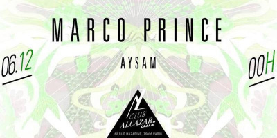 CLUB ALCAZAR by CREAM // LIVE SET MARCO PRINCE