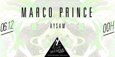 CLUB ALCAZAR by CREAM // LIVE SET MARCO PRINCE