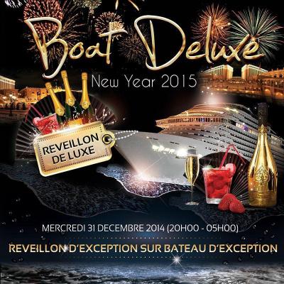 BOAT DELUXE (Bateau De Luxe) New Year 2015