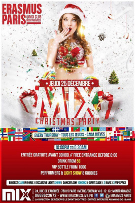 Mix Christmas Party