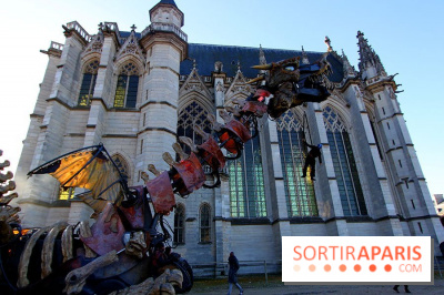 Les Enchanteurs de Noël 2014 au Château de Vincennes