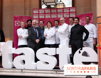 Taste of Paris, le salon culinaire au Grand Palais