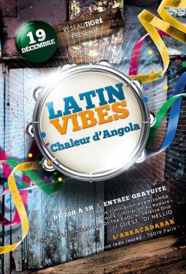 Latin Vibes - Chaleur d'Angola