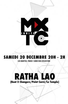 MXTC INVITE RATHA LAO (VINYL ONLY)