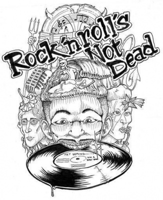 ROCK'N'ROLL'S NOT DEAD !
