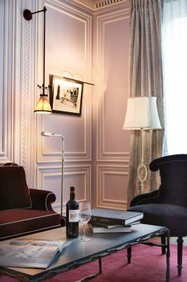 La Réserve, Hôtel et Spa
