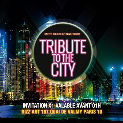 TRIBUTE TO THE CITY XMAS PARTY