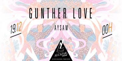 MEZZANINE & CLUB ALCAZAR by CREAM // GUNTHER LOVE