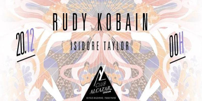 MEZZANINE & CLUB ALCAZAR by CREAM // RUDY KOBAIN x ISIDORE TAYLOR