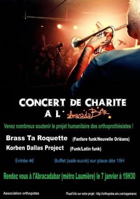 Concert solidarité