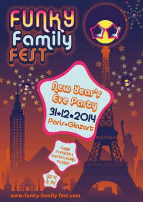 Funky Family Fest NYE