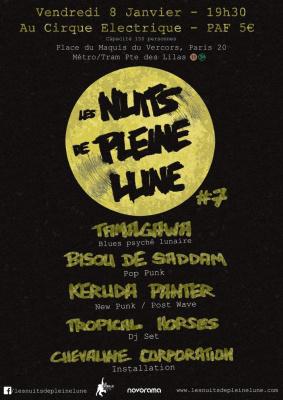 LES NUITS DE PLEINE LUNE #7