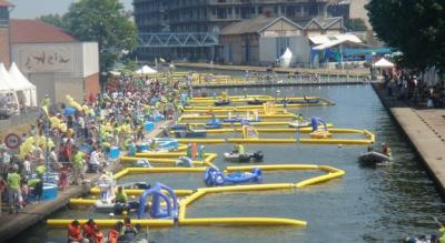 L'été du canal, l'Oursq en fête