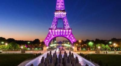 Octobre Rose à Paris