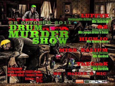 Drum Murder Show