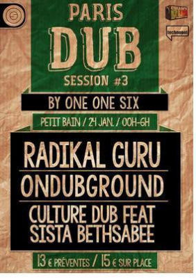 Paris Dub session #3