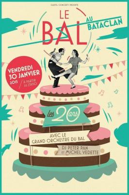 Le Bal de Montmartre fête ses 20 Ans !