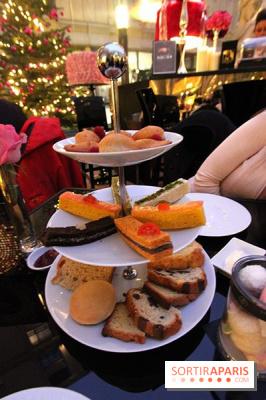 Le Tea-Time de l'Hôtel du Collectionneur