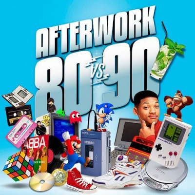 AFTERWORK 80 vs 90 (Open Bulles + Buffet)