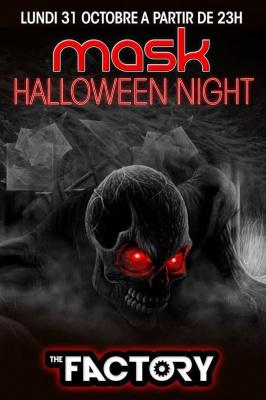 Mask - Halloween night