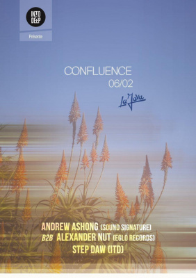 Confluence #6 - Andrew Ashong & Alexander Nut