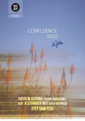 Confluence #6 - Andrew Ashong & Alexander Nut