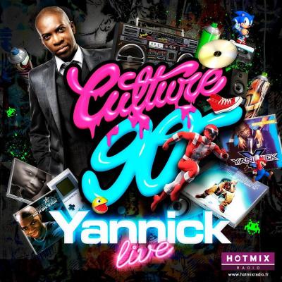 CULTURE 90 invite YANNICK (Live)