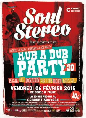 Soul Stereo - Rub A Dub Party #20