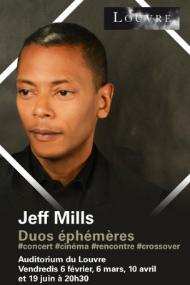 Life To Death And Back : Jeff Mills