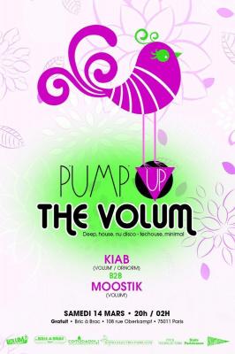 Pump Up The Volum' (14/03/15