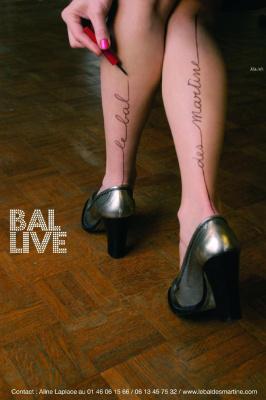 LE BAL DES MARTINE (Bal Live)