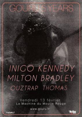 Gouru 5 Years : Inigo Kennedy, Milton Bradle